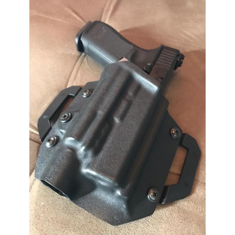 Coldre Externo Glock + TLR-1